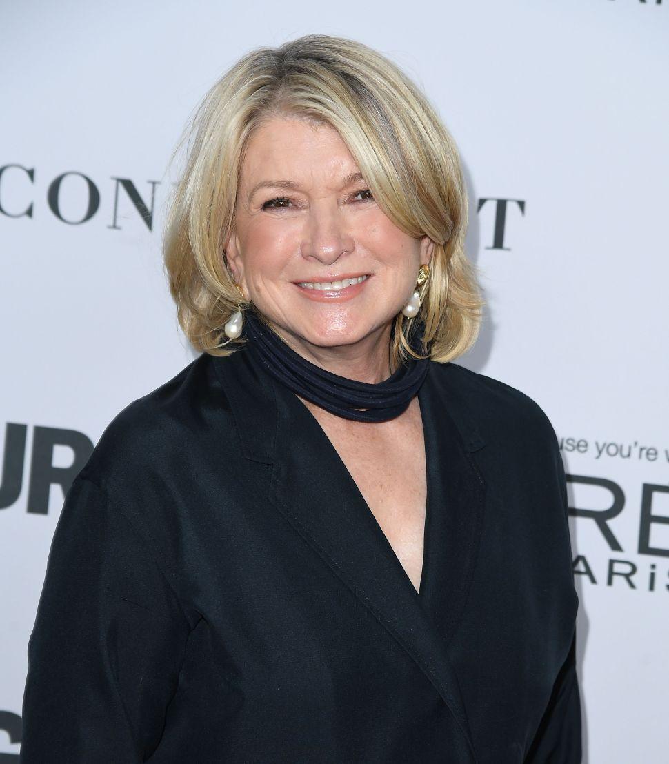 Martha Stewart Is Getting Into the CBD Game