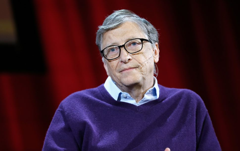 World's Nicest Boss Bill Gates Realizes There's a Limit to How Nice a Boss Can Actually Be
