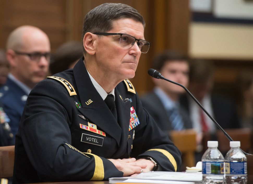 Generals Are 'Not Under Pressure' to Immediately Withdraw From Syria