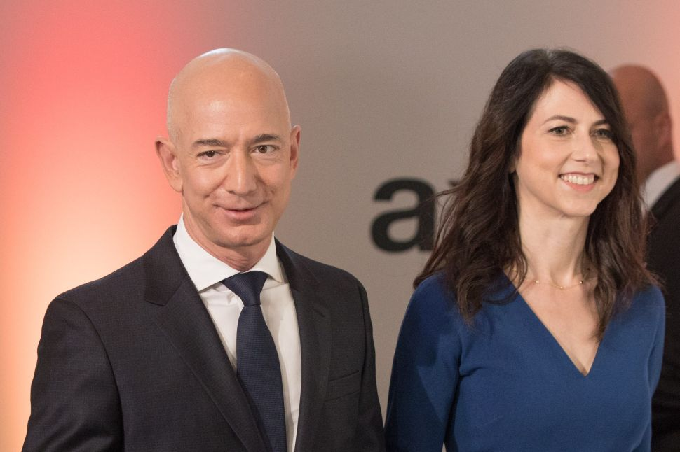 Jeff Bezos and MacKenzie Bezos Have Finalized Their Divorce—Here's Who Will Get What
