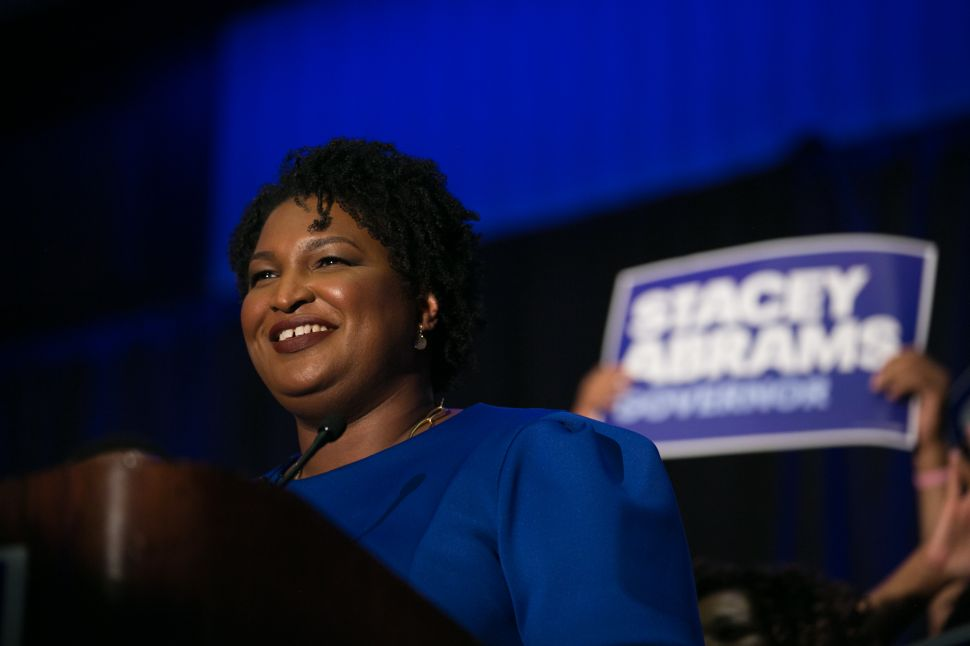 How Stacey Abrams' State of the Union Response Will Dictate Her Political Future
