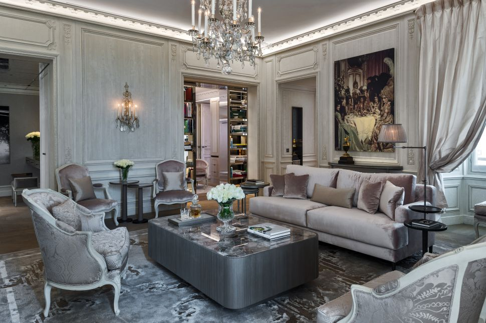 The 5 Most Stylish Hotels to Book for Paris Fashion Week