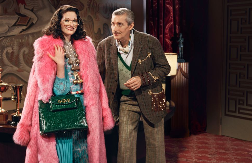Why Is Gucci Suddenly Obsessed With Old Hollywood Musicals?