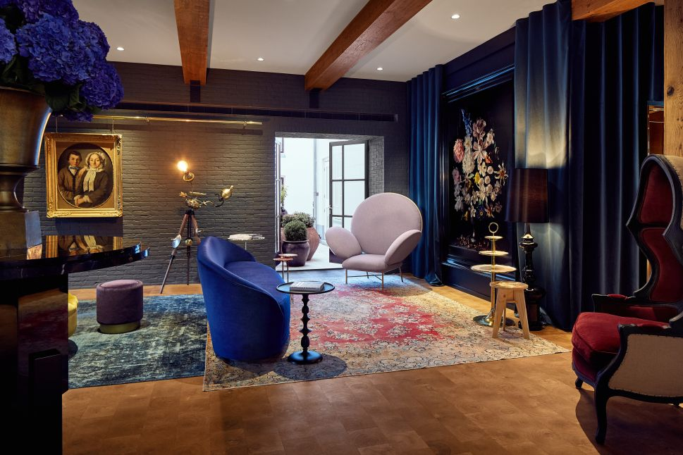 Hotel Pulitzer's New Rembrandt Experience Is the Latest Reason to Visit Amsterdam