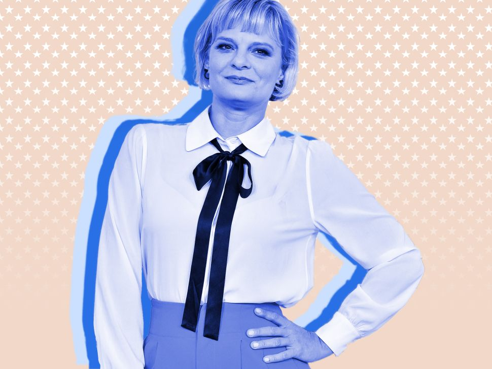 Martha Plimpton on Why Tales of Presidential Strife Pair Well With Aimee Mann's Music