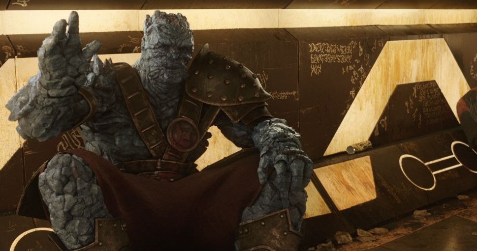 What If Korg From 'Thor: Ragnarok' Hosted the Oscars?