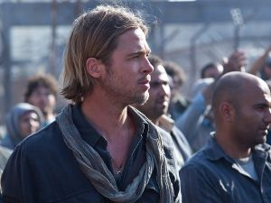 Brad Pitt David Fincher World War Z 2