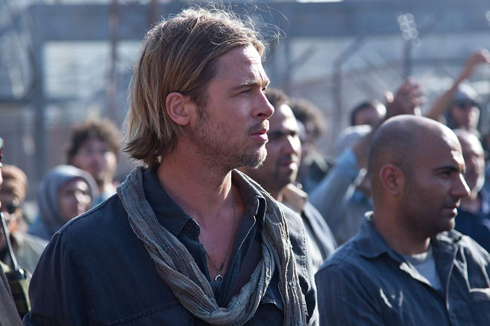 Justice for the Undead: Paramount Pulls the Plug on 'World War Z 2'