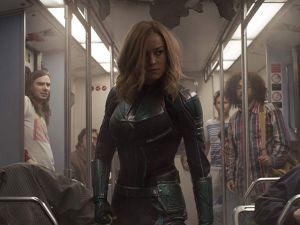 Captain Marvel Box Office MCU Box Office
