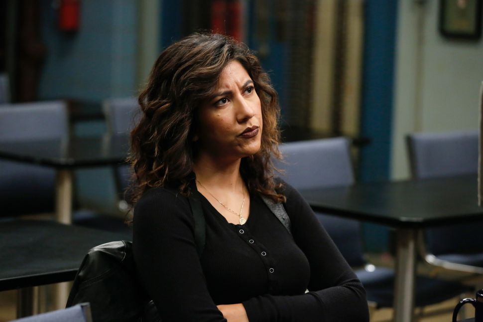 Stephanie Beatriz Says Directing Her 'Brooklyn Nine-Nine' #MeToo Episode Was 'Painful'
