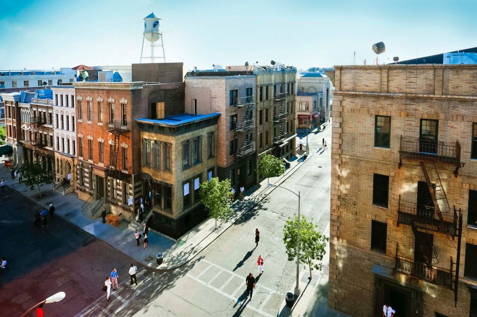 Why the New York City Set on Paramount's Backlot Is About to Get a Creative Makeover