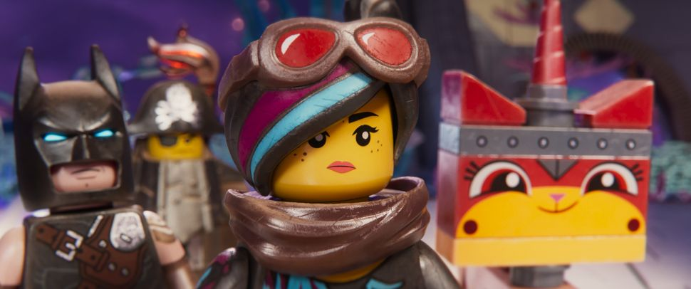 'Lego Movie 2' Name-Checks a Long List of Films You Should Watch Instead of This One