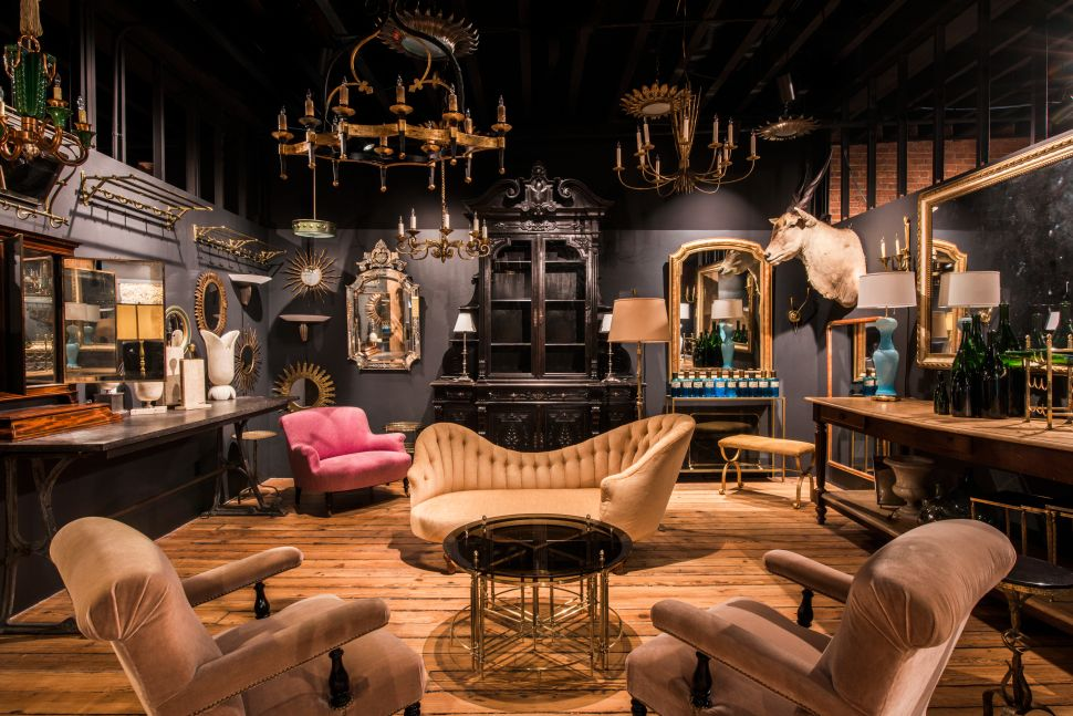The E-Commerce of the World's Most Beautiful Things: 5 Questions With 1stdibs CEO