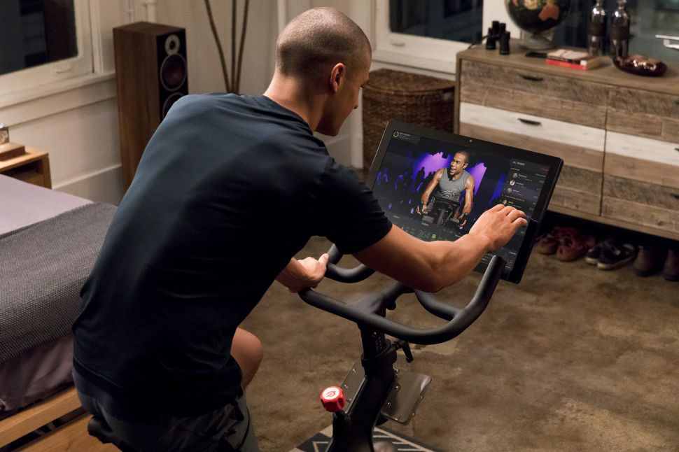 Cult-Favorite Workout Bike Peloton Could Pay $150 Million for Stealing Hit Songs