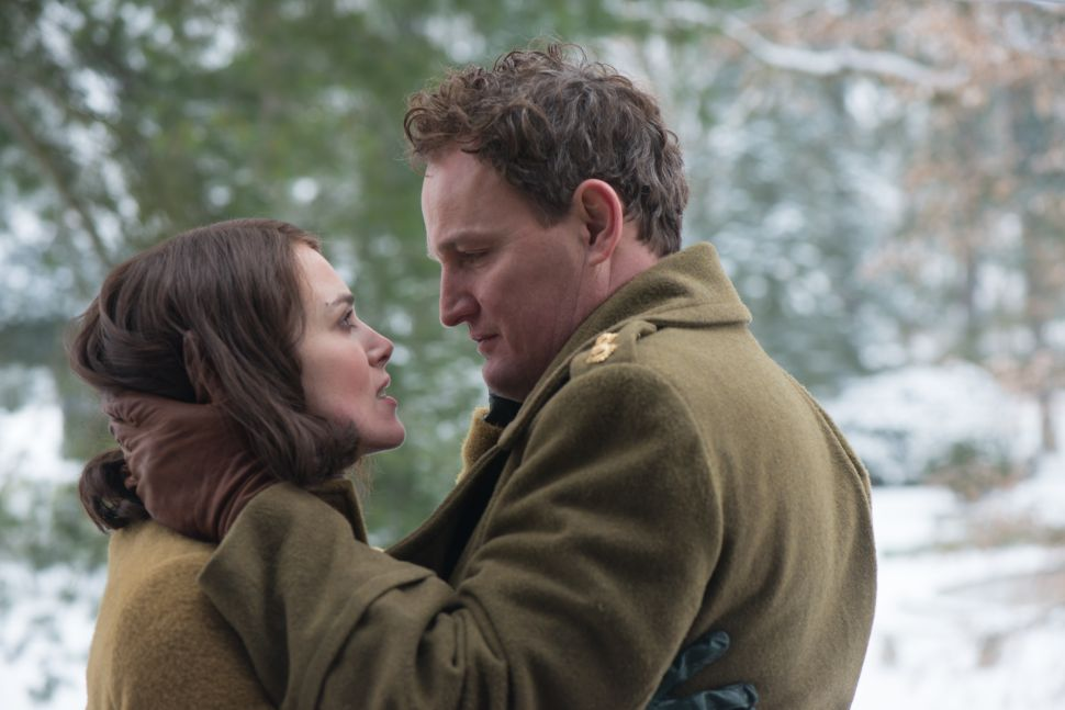 Keira Knightley's Romantic Drama 'The Aftermath' Is Beautiful but Unconvincing