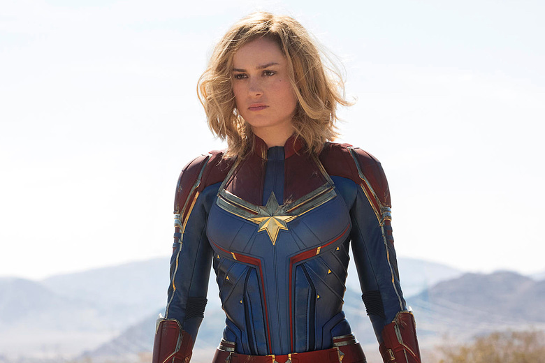 In 'Captain Marvel,' Brie Larson Is a Superheroine Breaking Free From a Life Following Orders