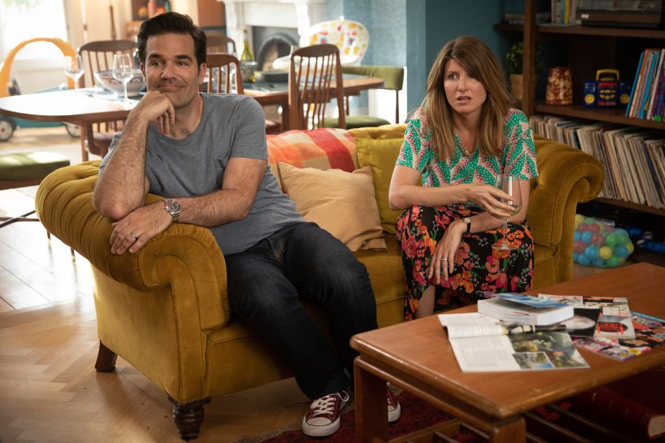 'Catastrophe' Stars Sharon Horgan and Rob Delaney on Love, Death and Their Show's Shocking Finale
