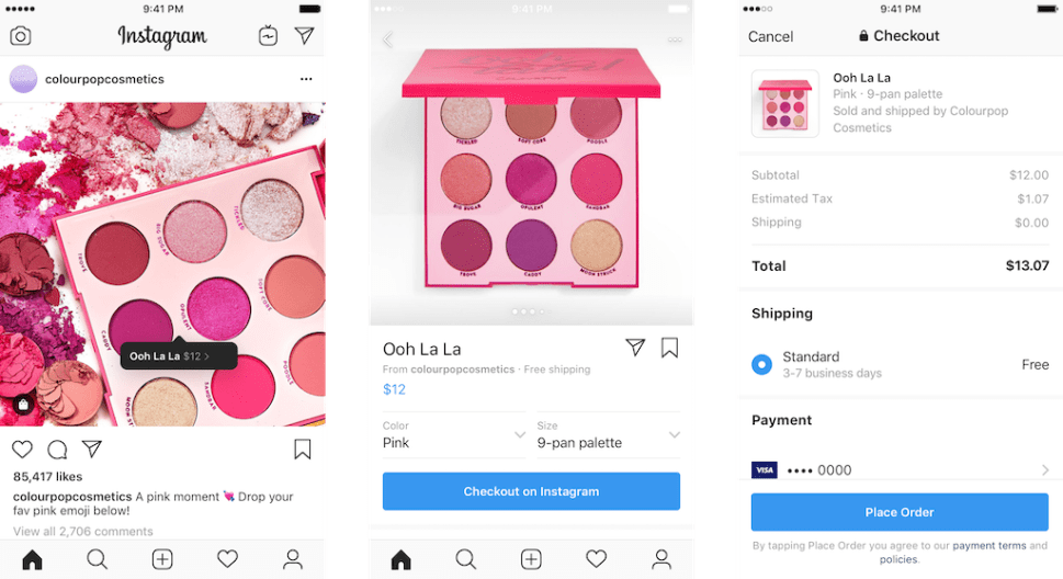 Instagram Is Even Closer to Becoming the Ultimate Shopping Destination