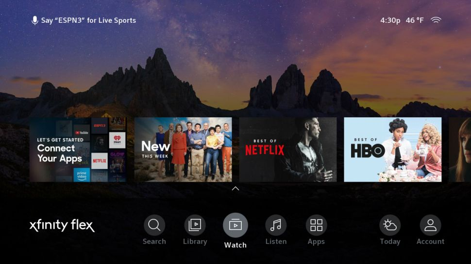 Comcast Launches New Streaming Box Ahead of Apple Announcement