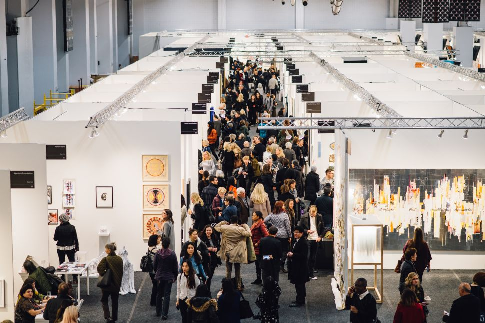 A New Art Fair Showing Only MFA Students Will Debut in NYC