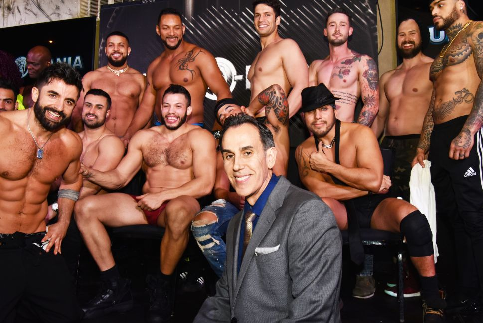 A Male Strip Club for Women Worth Millions: Q&A With Hunk-O-Mania's Founder Armand Peri