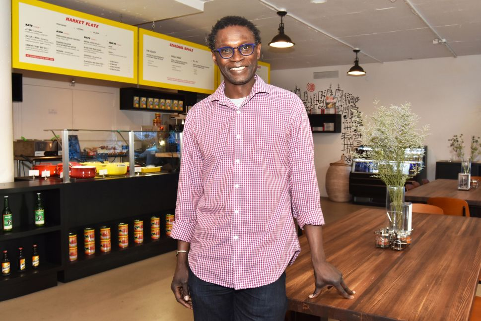 Chef Pierre Thiam Gives NYC a Taste of Senegalese Hospitality at Teranga