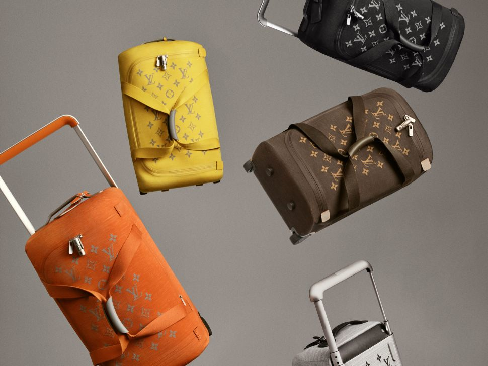 Louis Vuitton's New Horizon Soft Luggage Is Sturdy, Waterproof and Impossibly Chic