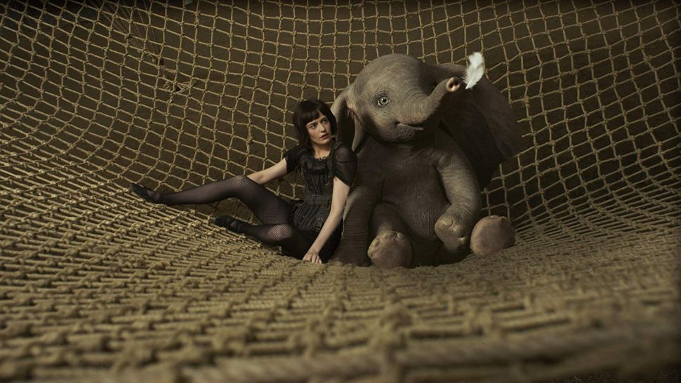 Tim Burton Gives 'Dumbo' a Squeaky-Clean, High-Tech and Sadly Mainstream Makeover