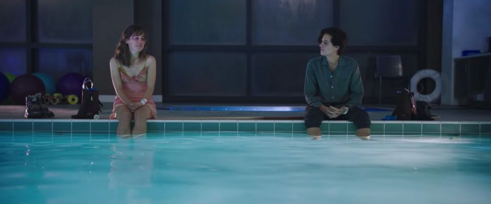 The Romantic Clichés in 'Five Feet Apart' Are Tempered by Great Acting and Insight Into Living With Illness