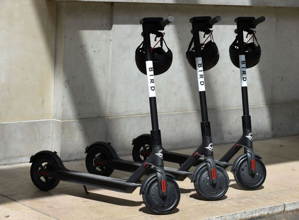 Bird to Expand Scooter Stations Internationally Via Local Franchises