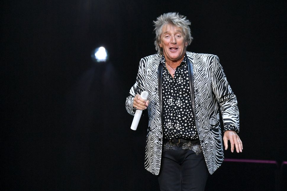 Wake Up, Maggie! Rod Stewart Finally Sold His English Countryside Estate