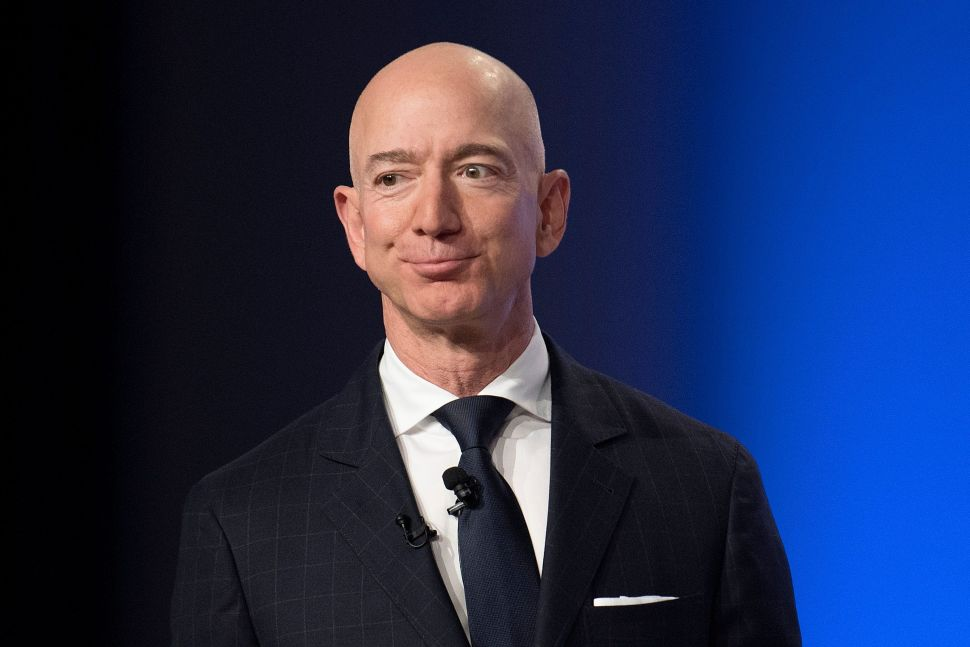 World's Richest Man Jeff Bezos Pledges 1/10 of His Wealth to Saving The Planet