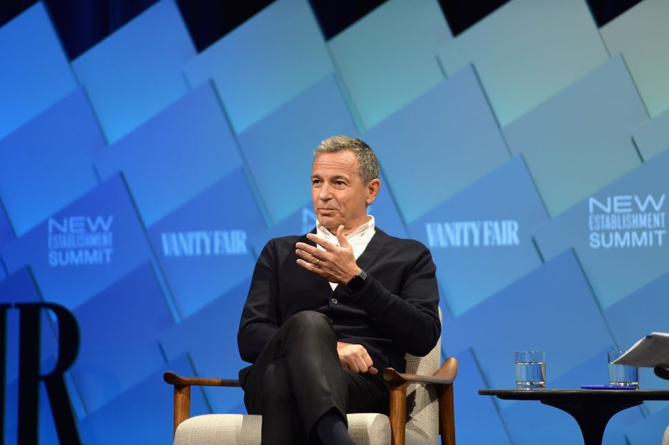 Here's Why Disney CEO Bob Iger Just Got a Big Pay Cut Ahead of the Fox Acquisition