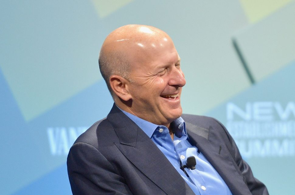 Goldman Sachs' Anti-Stereotype CEO Has Made Suits and Ties Optional for All Bankers