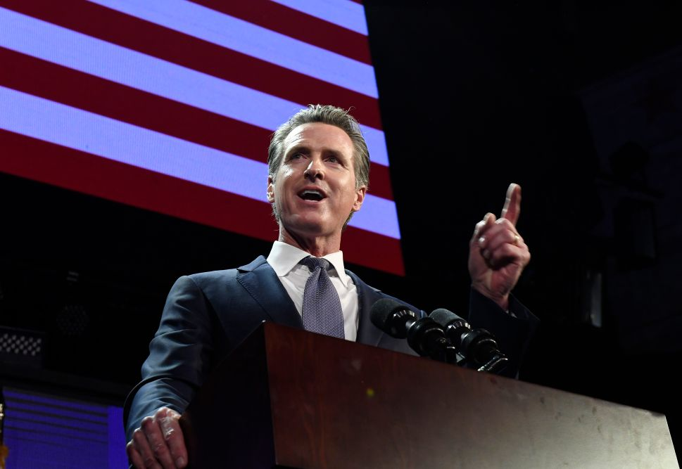 Gavin Newsom to Suspend Executions Via Executive Order, Prompting Backlash From Trump
