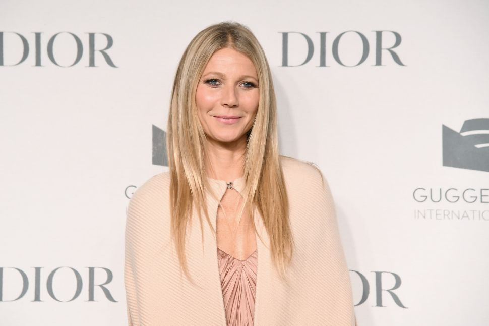 Gwyneth Paltrow Was 'Masquerading' as an Actor, Thinks Start-Ups Are Super 'Feminine'
