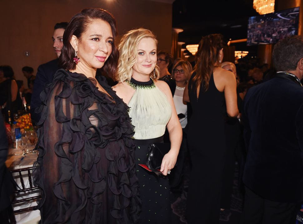 Pop the Cork: Maya Rudolph and Amy Poehler Have a New Movie Called 'Wine Country'