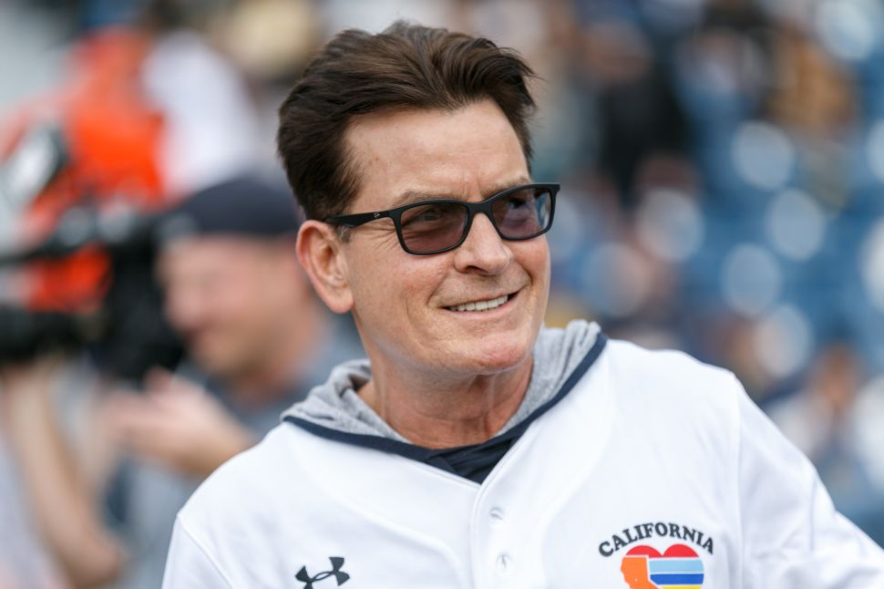Charlie Sheen Has Relisted His Last Remaining Mulholland Estates Home