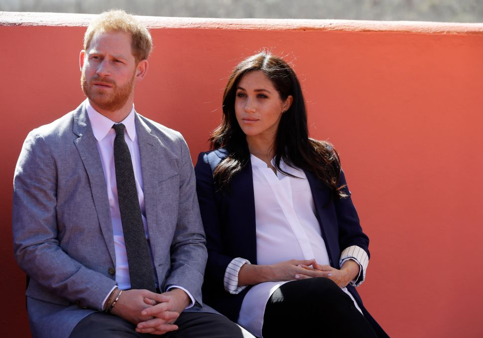 Prince Harry and Meghan Markle's Royal Home Is Now Protected by a Drone Ban