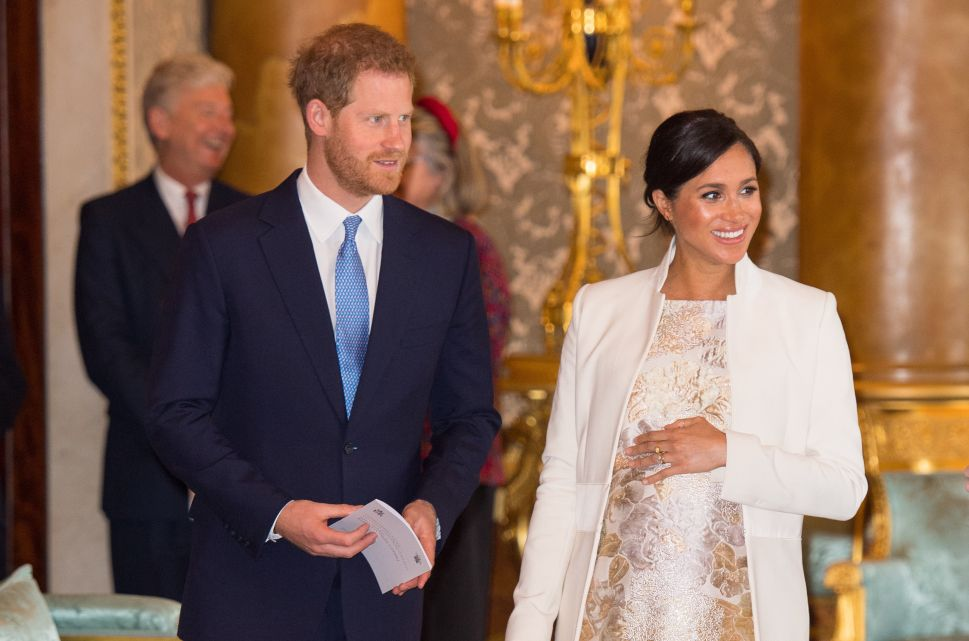 Prince Harry and Meghan Markle Are Getting a New Royal Household Staff