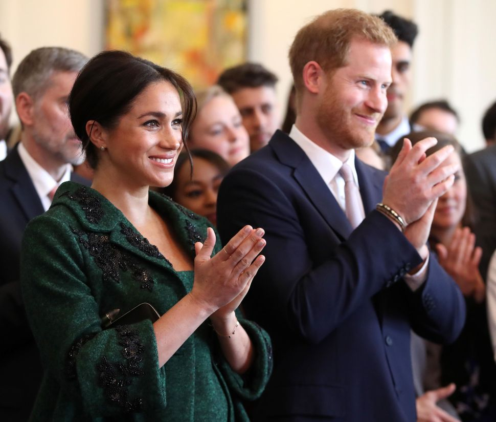 Prince Harry and Meghan Markle's Big Frogmore Cottage Move Is Nearly Here