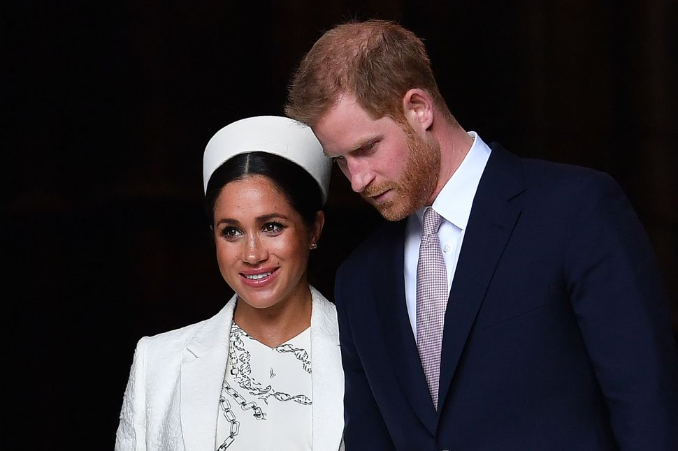 Meghan Markle and Prince Harry Just Hired Hillary Clinton's Former Campaign Advisor