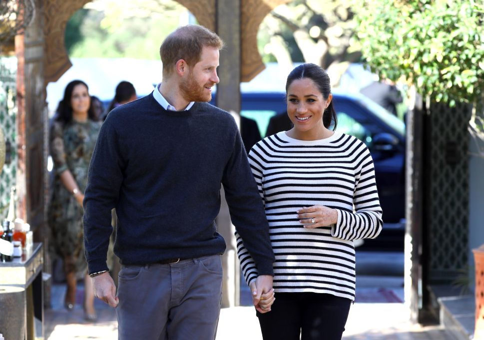 Update: Prince Harry and Meghan Markle Aren't Moving to Frogmore Cottage Just Yet