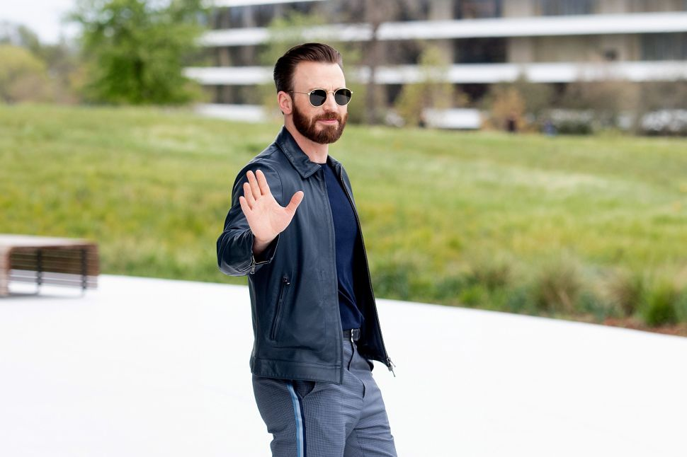 Chris Evans Calls Trump a 'Dumb Shit,' Doesn't Smoke That Much Weed Anymore