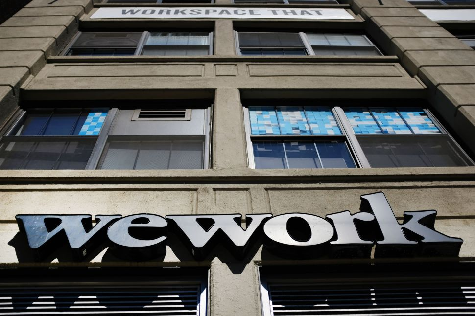 Is a Co-Working Bubble Upon Us? WeWork Looks Beyond Office Leases to Expand Business