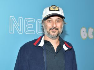 Harmony Korine at the Los Angeles premiere of 'The Beach Bum' at ArcLight Hollywood.