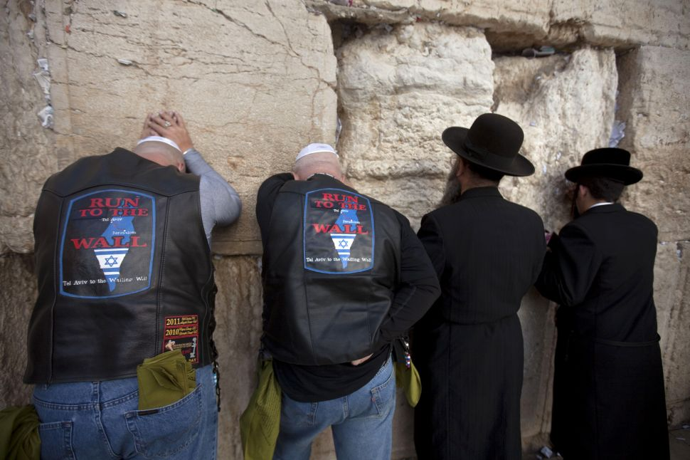 From Hells Angels to Hillel's Angels: Inside the World of Jewish Bikers