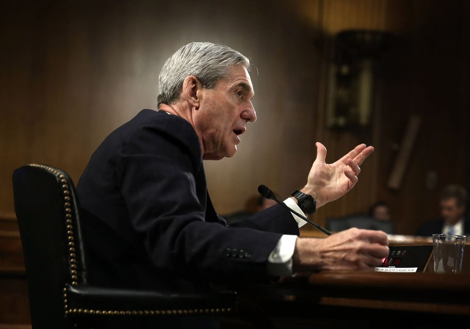 What the Law Says About Special Counsel Robert Mueller's Report