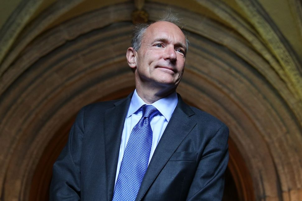 Tim Berners-Lee on the Internet's 30th B-Day: 'Whoops! The Web Is Not the Web We Wanted.'
