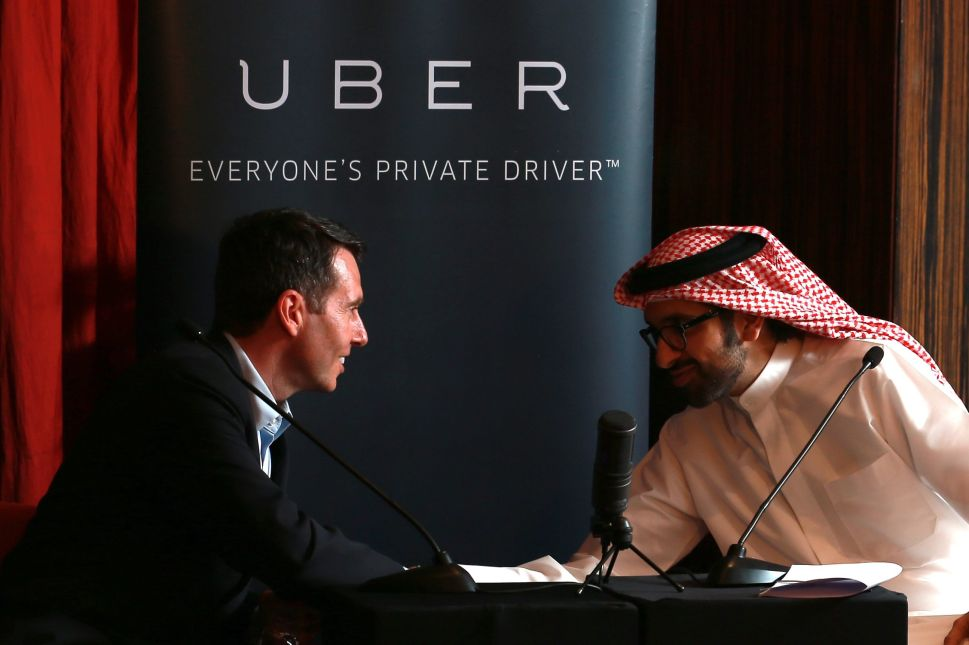 Why Uber's $3 Billion Middle East Acquisition Means Jackpot for Saudi Royals